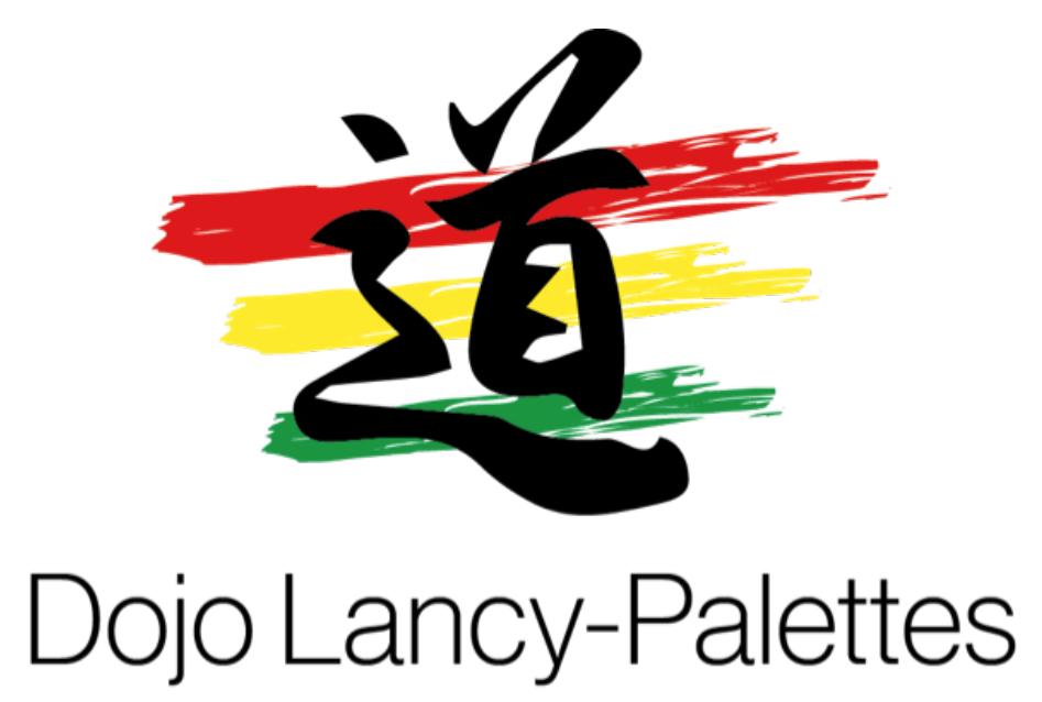 Logo Dojo Lancy-Palettes