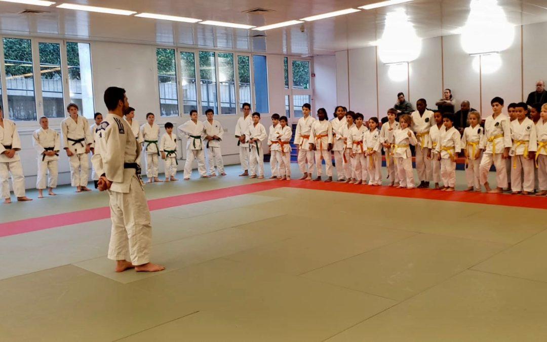Stage de Judo d'été du 5 juillet au 9 juillet 2021