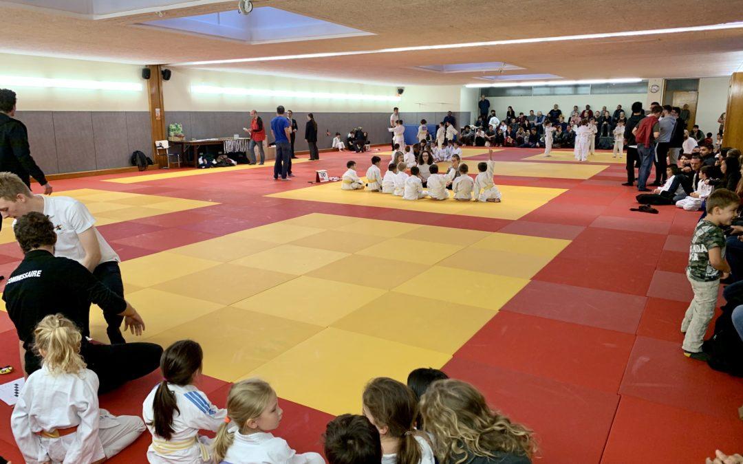Les photos officielles du tournoi cantonal du 3/11/19 (cliquez sur l'image)